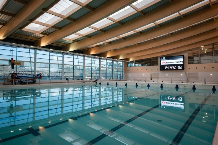 Dqi bangor aurora aquatic and leisure complex Swimming pools in cambridge uk