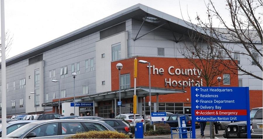 DQI - Hereford County Hospital