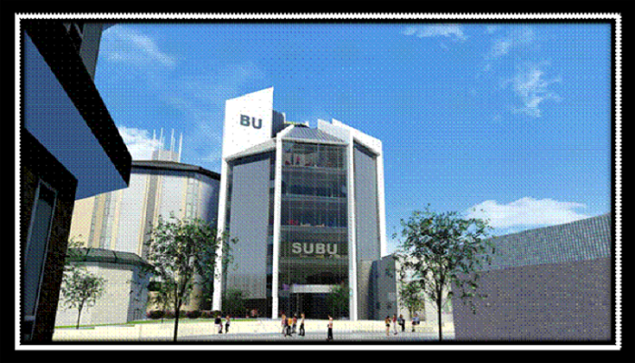 Dqi Bournemouth University Student Centre