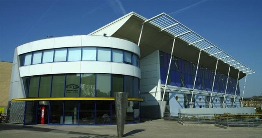 Dqi Peckham Pulse Healthy Living Centre
